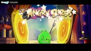 Angry Birds Seasons: Abra-ca-bacon Trailer - Mp3.es