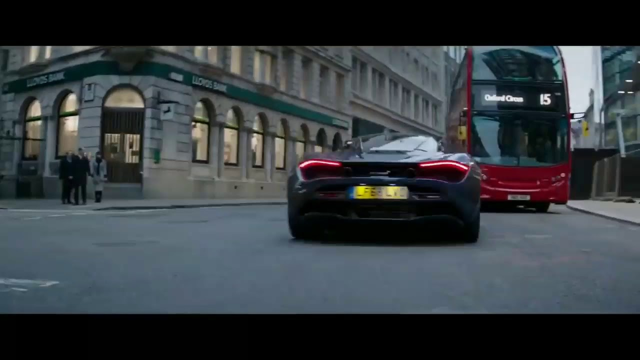 Download Yalili yalila Arabic song remix with fast and furious hobbs and shaw McLaren car chase