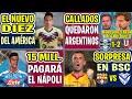 🤡🤡(VIDEO) POR MENOSPRECIAR A LDU SE QUEDARON CALLADOS LOS PERIODISTAS ARGENTINOS | HINCAPIÉ A NÁPOLI
