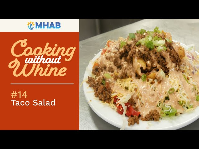 Cooking Without Whine: Trevor's Taco Salad
