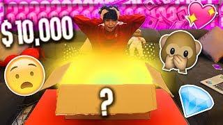 اشتريت صندوق عشوائي من الانترنت المظلم بقيمة ١٠،٠٠٠$ ! ( ما راح تصدقون ايش فيه ! )