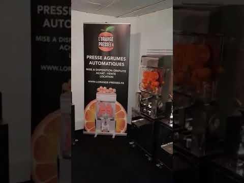 Show room presse agrumes