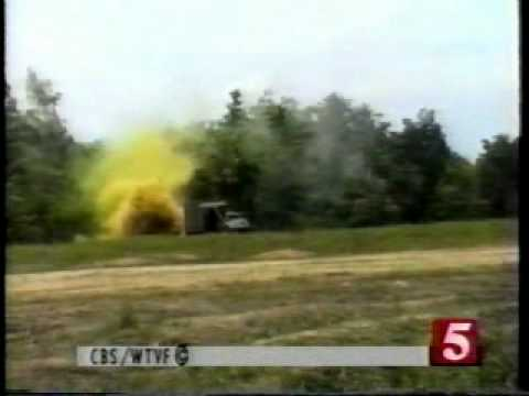 Army helicopters collide during exercise at Ft. Campbell June 18 1996