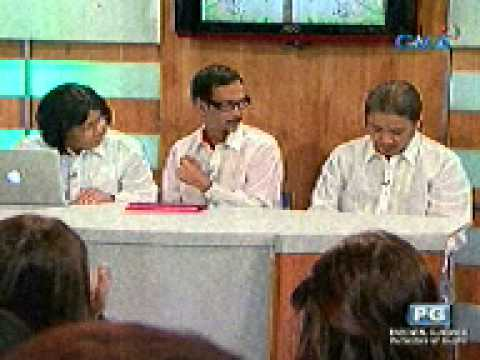 Bubble gang ang dating daan