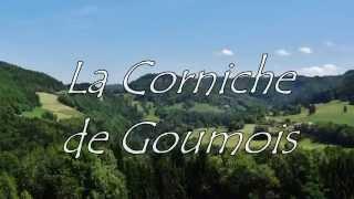 Roadbook moto Doubs : La Corniche de Goumois