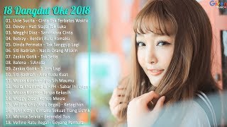 Gambar cover 18 Lagu Dangdut Terbaru 2018 Paling OKE