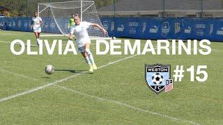 Olivia DeMarinis Weston FC DA (First 4 games)