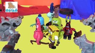 Губка Боб Квадратные Штаны Мультик – ПОСТАПОКАЛИПСИС2! Смотреть Губка Боб. Спанч Боб Смотреть