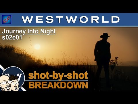 "Westworld s02e01 ""Journey Into Night"" Shot-by-Shot Recap, Review & Discussion"