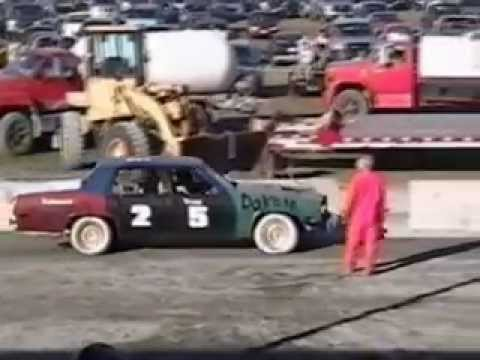1989 Lincoln Town Car DEMOLITION DERBY RUTLAND VT, ROCHESTER NH