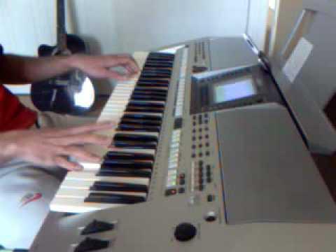 Danno Budunge (Instrumental) - PSR-S900