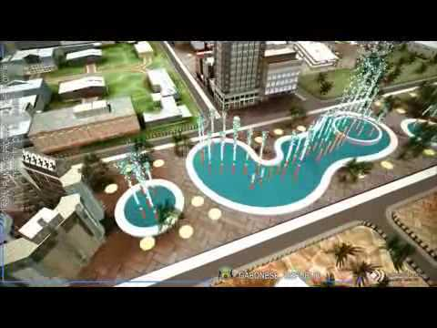 CYBERCITY MANDJI ISLAND Video