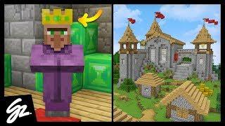 Castle Villages In Minecraft 1.14?