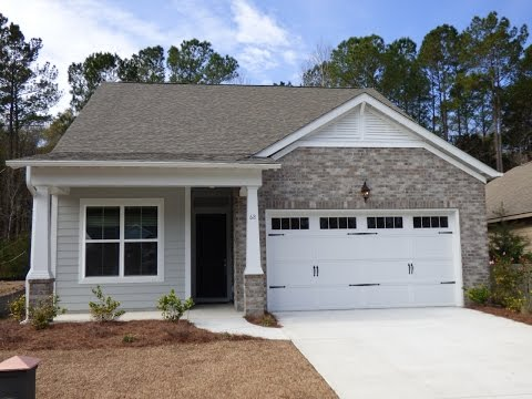 Hampton Lake New Arbors Donegal Loft Model Home