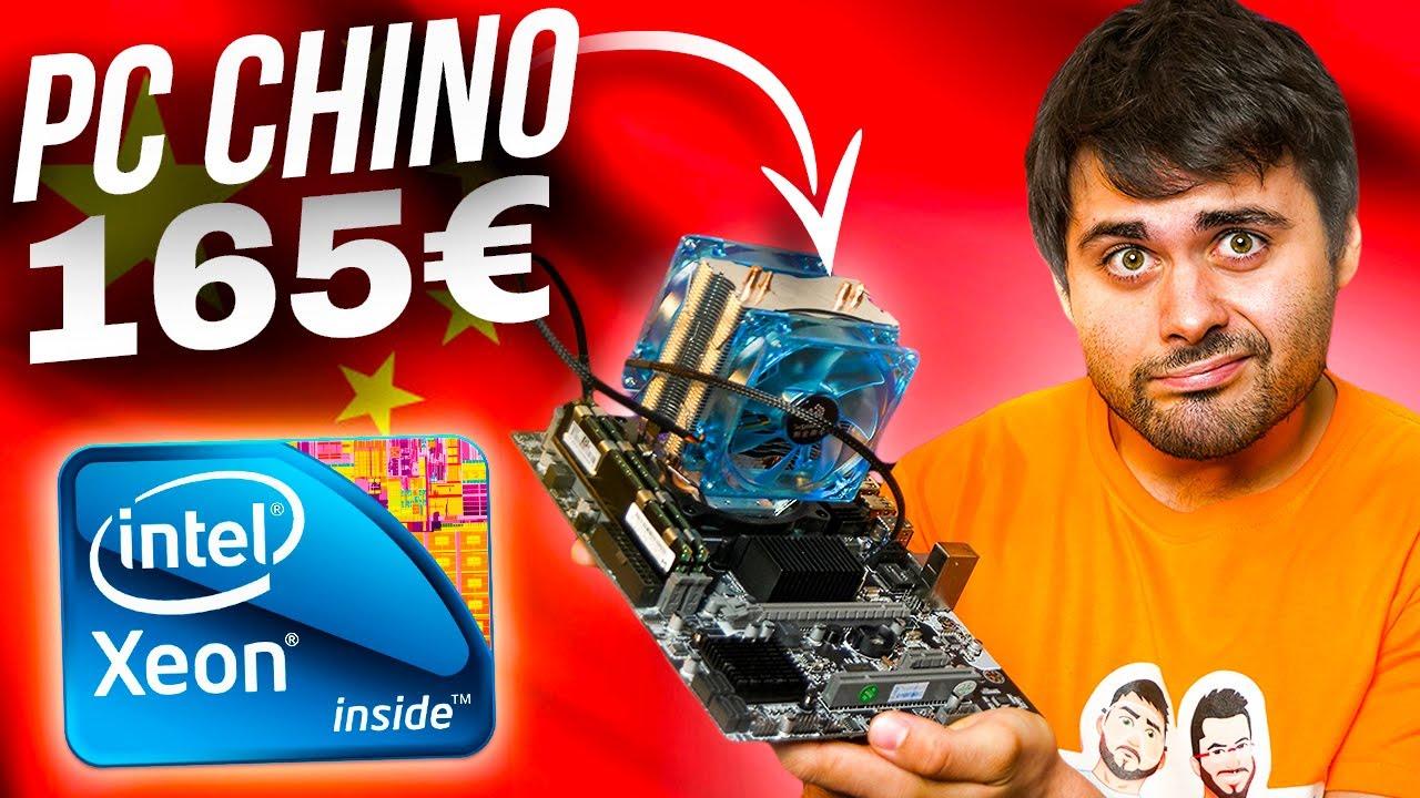 Montando un PC GAMER CHINO de 165€ con piezas de ALIEXPRESS  ¿Merece la pena?   Parte 1