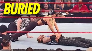 10 WWE Wrestlers Embarrassingly Punished For Real Infront of Fans