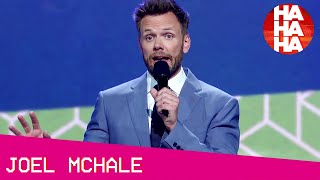 Joel McHale - Stand-Up Comedy Is An Art