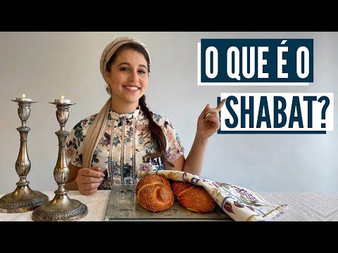 COMO É O SHABBAT? O Que Os Judeus Fazem No Sábado?