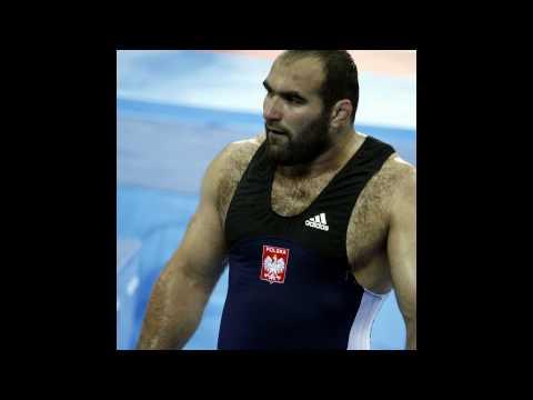 Olympic GR Wrestling 2008