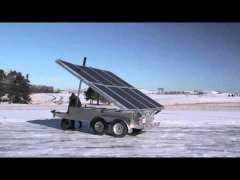 Générateur solaire MOBISUN 2 kW