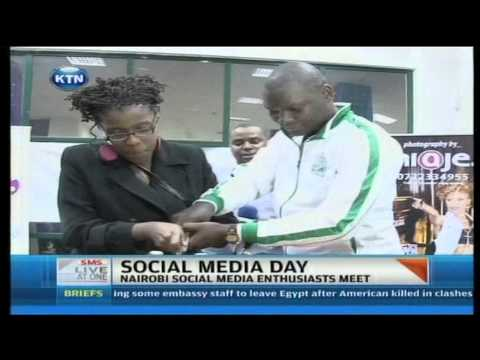 Nairobi social media enthusiasts meet