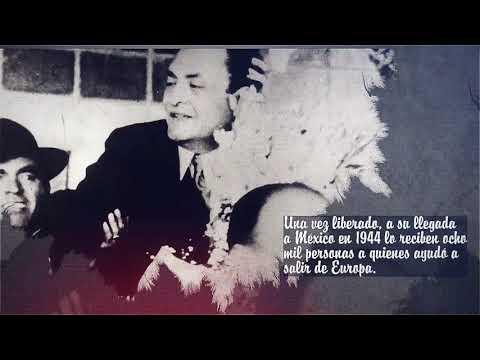 25 aniversario del fallecimiento de Gilberto Bosques