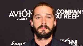 Shia LaBeouf Storms Out Of Nymphomaniac News Conference