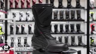 RST Paragon II Waterproof Boots Black