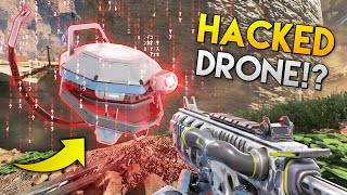 Lifeline DRONES GETTING HACKED Best Apex Legends Funny Moments and Gameplay Ep 204
