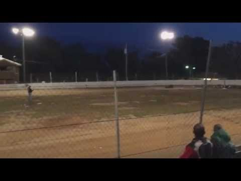 Snydersville Briggs Stock Light FH325 Heat Race 2014-9-19