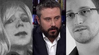 Jeremy Scahill on Obama's Commutation of Chelsea Manning & Continued Demonization of Edward Snowden