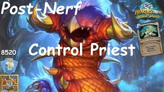 Hearthstone: Control Priest Post-Nerf #2: Witchwood (Bosque das Bruxas) - Standard Constructed