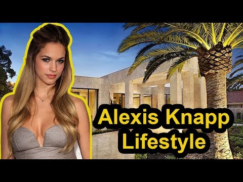 Alexis Knapp Lifestyle Body Measurements Height Weight Net Worth Biography