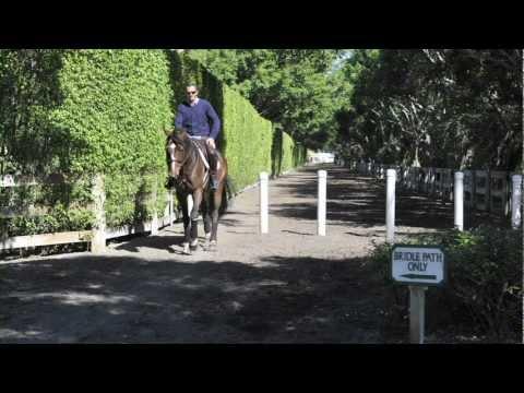 Wellington, Florida Horse Show 2012