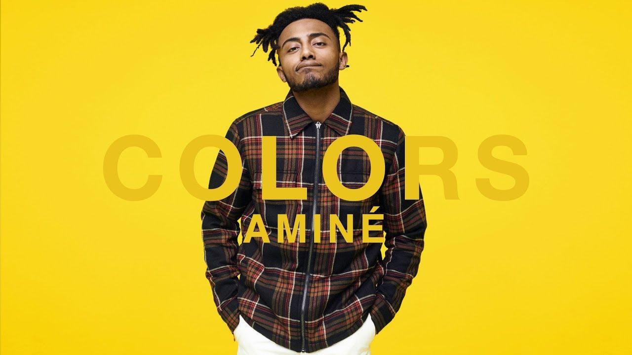 aminé yellow a colors