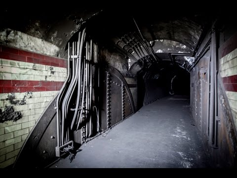 Top 10 Abandoned London Underground Stations Part 1. Interesting Abandoned Places