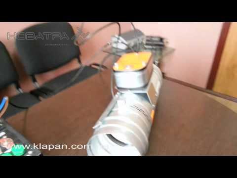 Клапан противопожарный MANDIK - PKTM III 60 круглое сечение