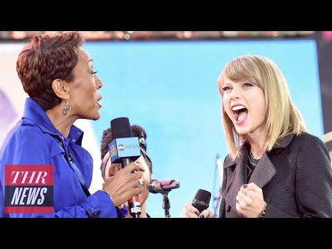 Taylor Swift Reveals She's Doing a Live Interview on ABC With Robin Roberts + New Music | THR News