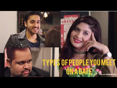 Types Of People You Meet On A Date ft. MUMBIKER NIKHIL