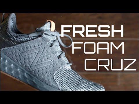new balance fresh foam cruz phantom