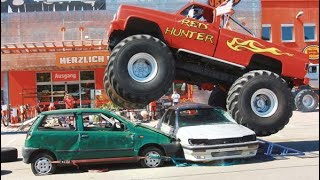 Авто  -  Мото Шоу / 2000 / Monster Truck Show /