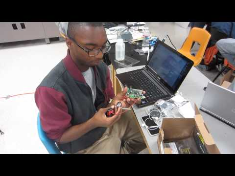 James' Starter Project (Voice Changer) - 2014 Houston BSE