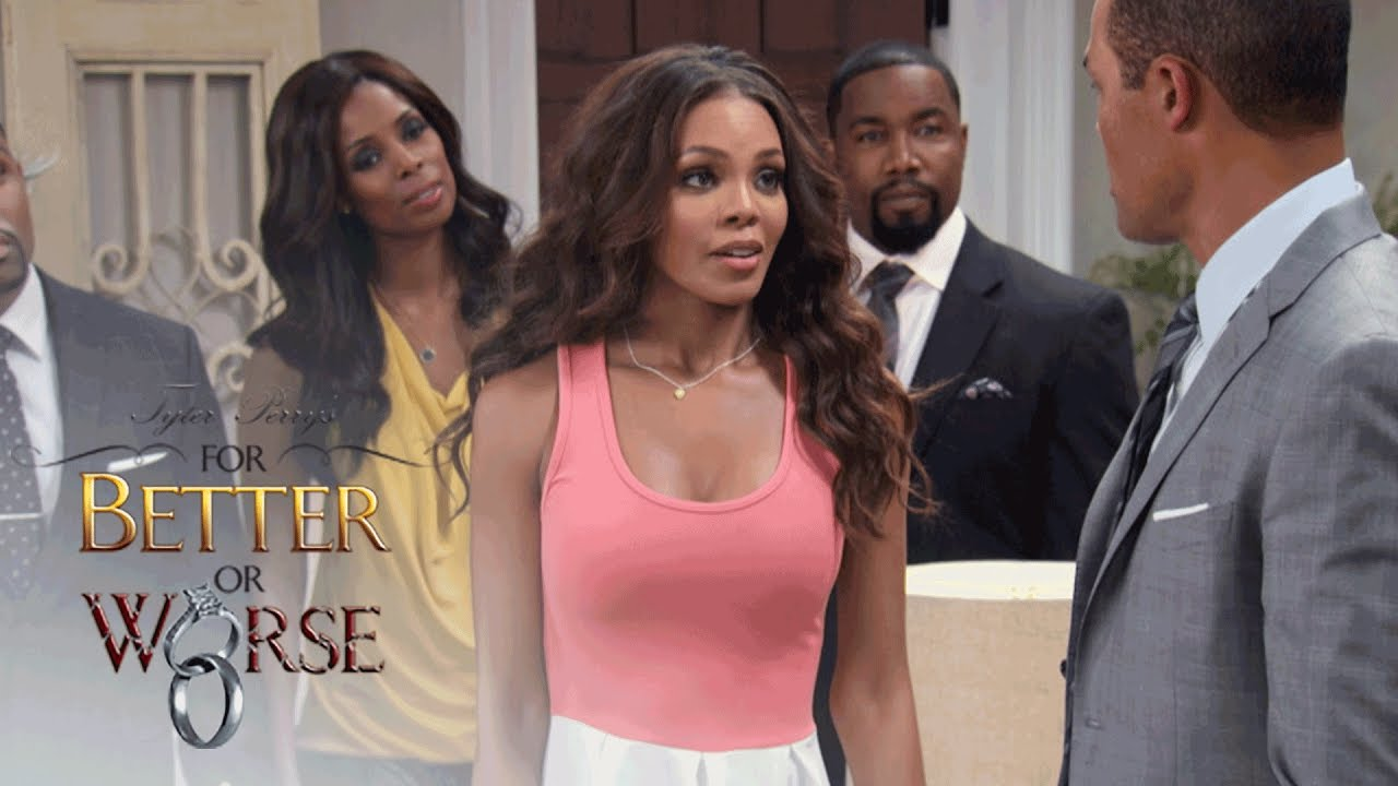 """Download Will Leslie Say """"I Do?""""   Tyler Perry's For Better or Worse   Oprah Winfrey Network"""
