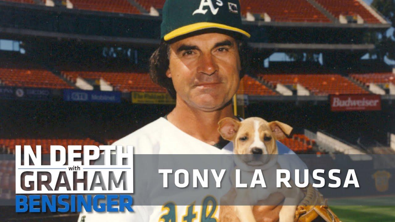 Tony La Russa Passionate Animal Crusader Youtube