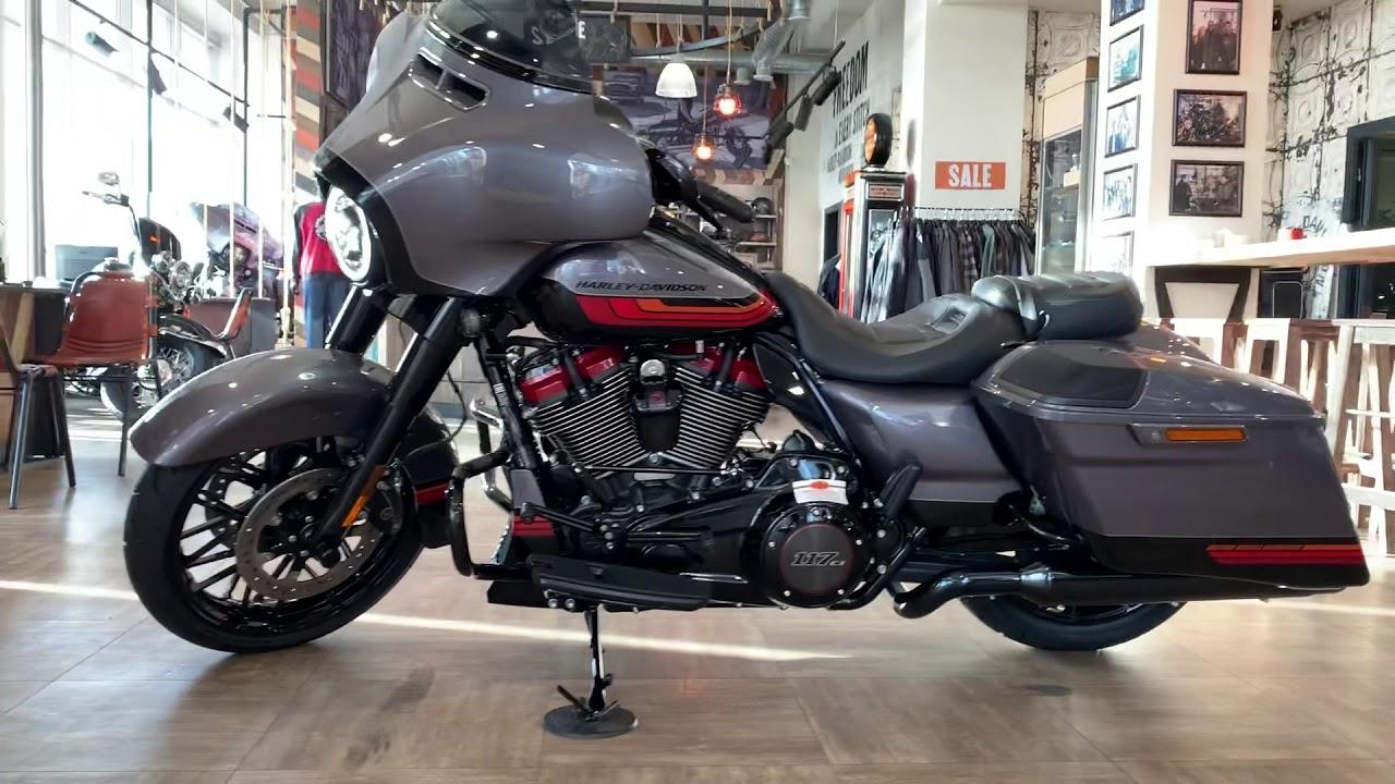 New 2020 Cvo Street Glide 117 Harley Davidson