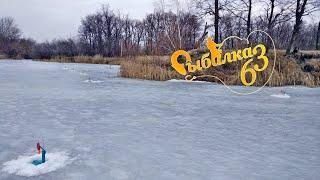 Жерлицы по последнему льду рыбалка весной со льда