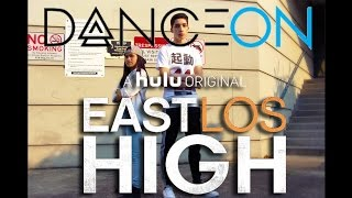 #EastLosDanceBattle #Entry - Justine Palacio x Daniel Humkey