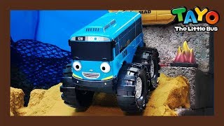 Monster Truck Circus l Tayo Toy Compilation l Car Toy Story l Tayo Super Rescue Team