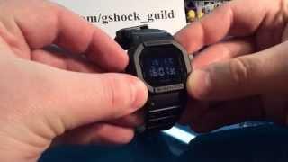 Огляд і параметри Casio G-shock DW 5600BB [3229]