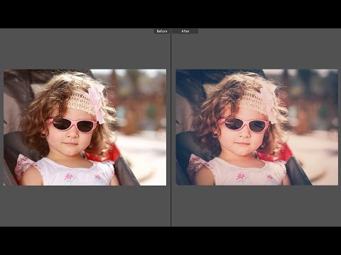 Learn #Lightroom 5 - Episode 43: Vintage Film Look